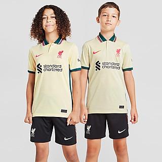Nike Camisola Alternativa Liverpool FC 2021/22 para Júnior
