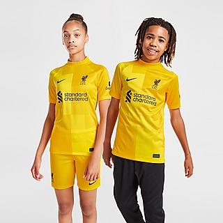 Nike Camisola alternativa de Guarda-Redes Liverpool FC 2021/22 Away Goalkeeper Shirt para Júnior