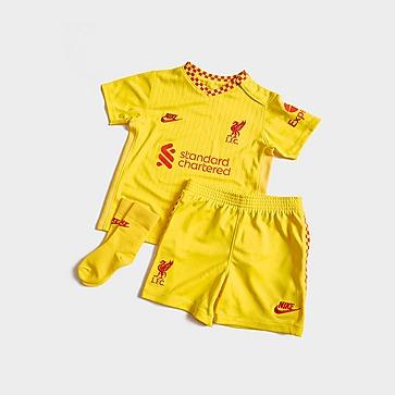 Nike Equipamento Alternativo Liverpool FC 2021/22  para Bebé