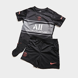 Nike Paris Saint Germain 2021/22 Third Kit Infant