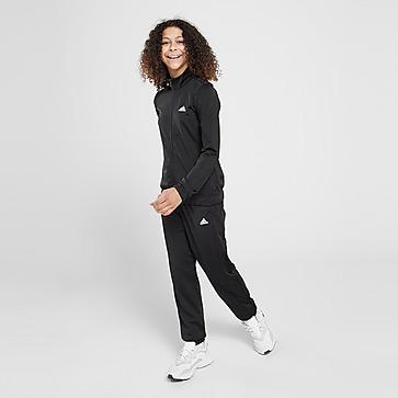 adidas Girls' Badge Of Sport Full Zip Tracksuit Junior