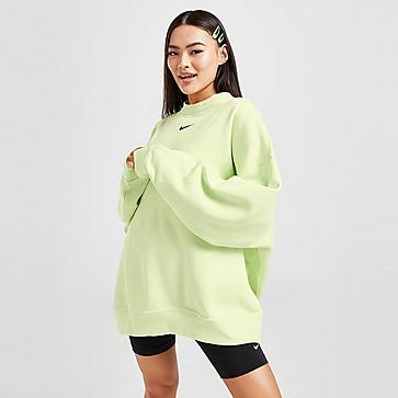 Nike Sweatshirt Oversized Fleece Boyfriend