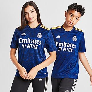 adidas Camisola Equipamento Alternativo Real Madrid 2021/22 para Júnior