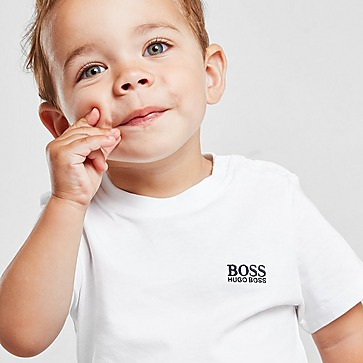 BOSS T-Shirt Small Logo para Bebé