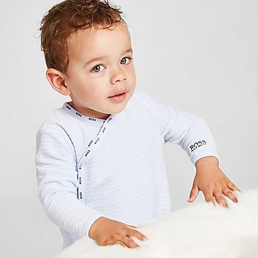 BOSS Babygrow Tape Onesie  para Bebé