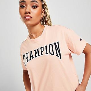 Champion T-Shirt Varsity Crop