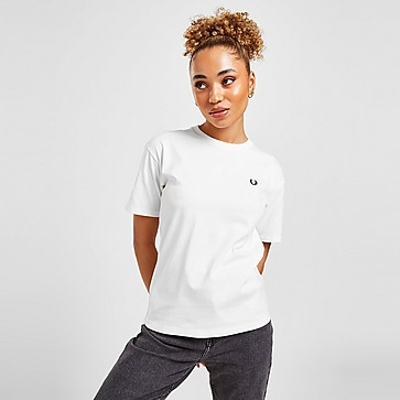 Fred Perry T-Shirt Small Logo Ringer