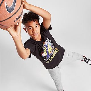 Official Team T-Shirt NBA Space Jam x LA Lakers para Júnior