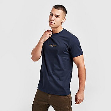 Fred Perry T-Shirt Central Mini Logo
