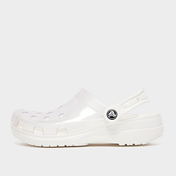 Crocs Chinelos Classic Clear para Mulher