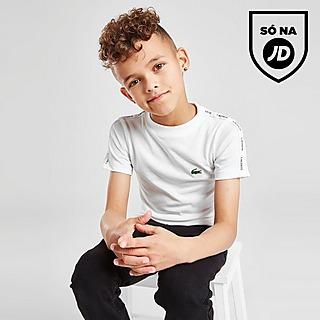 Lacoste Tape T-Shirt Children