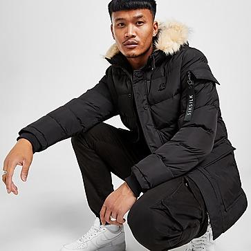 SikSilk Expedition Parka Jacket