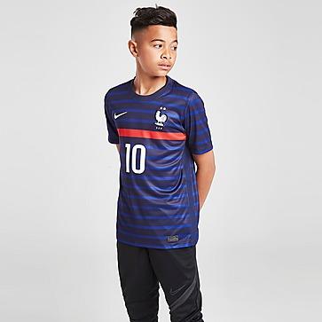 Nike Camisola Principal France 2020/21 Mbappe #10 para Júnior