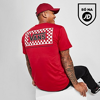 Vans T-Shirt Box Check