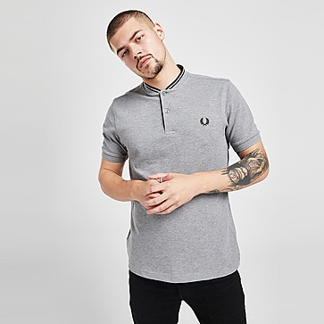 Fred Perry Polo Bomber Collar