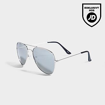 Brookhaven Francis Mirrored Aviator solglasögon