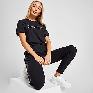 Calvin Klein Logo Lounge T-Shirt Dam