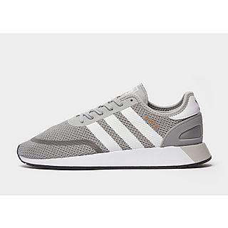 Adidas Snygga Skor Sneakers Svart Rea Skor Dam