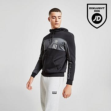 REA | Herr Svart Adidas Originals Huvtröjor | JD Sports