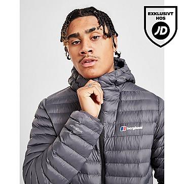 Shoppa Berghaus Hybrid Jacka Junior i en Grå färg | JD