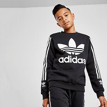 REA | Svart Adidas Originals Huvtröjor och Tröjor Kläder