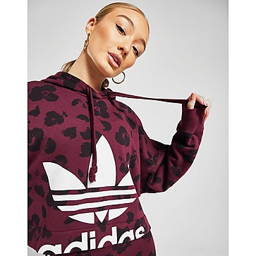 REA | Dam Röd Adidas Originals | JD Sports Sverige