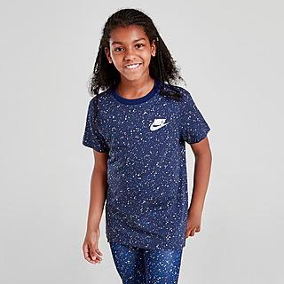 Barn Blå T Shirts och Pikétröjor | JD Sports Sverige