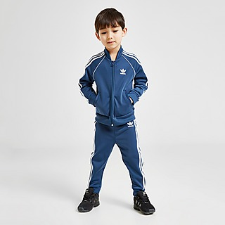 Barn Blå Byxor | adidas Sverige