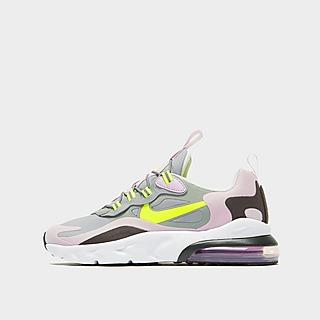 Billiga Nike Air Max 270 Fritidsskor Tjej RosaVita