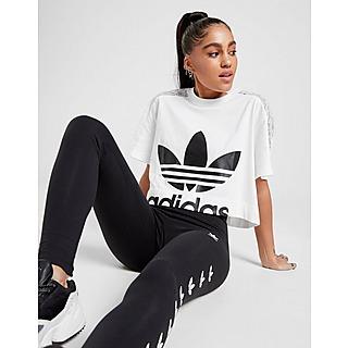 Shoppa adidas Originals Bellista Lace Långärmad Klänning Dam