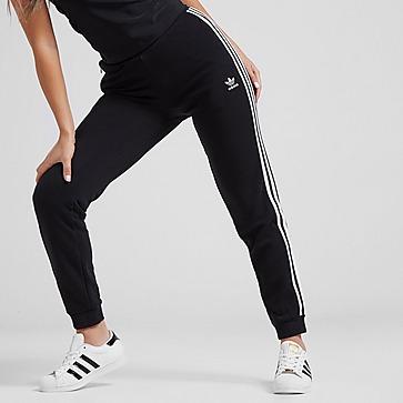 adidas Originals 3-Stripes Slim Träningsbyxor Dam
