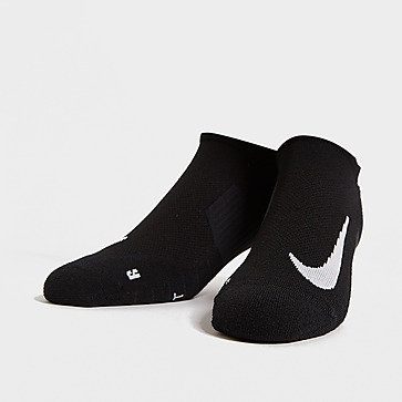 Nike 2 Pack Multiplier Running No Show Socks