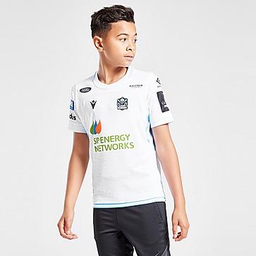 Macron Glasgow Warriors 2020/21 Away Shirt Junior