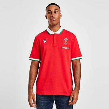 Macron Wales RU 2020/21 Cotton Home Shirt