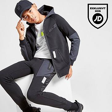 Nike Air Max Fleece Full Zip Hoodie Junior