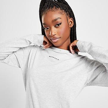 McKenzie Essential Långärmad T-Shirt Dam
