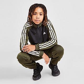 adidas 3-Stripes Träningsoverall Junior