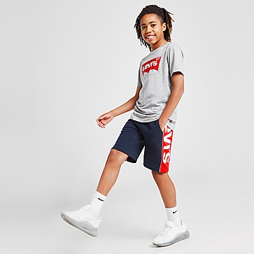 Levis Knitted Jogger Logo Shorts Junior