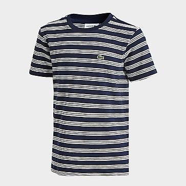 Lacoste Stripe T-Shirt Junior