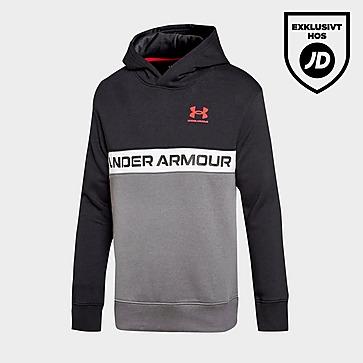 Under Armour Colour Block Fleece Overhead Hoodie Junior