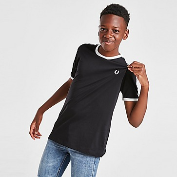 Fred Perry Taped Ringer T-Shirt Junior