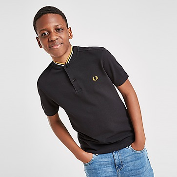 Fred Perry Bomber Polo Shirt Junior