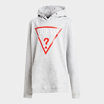 Guess Triangle Hoodie Junior