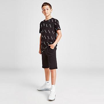 Guess Logo Shorts Junior