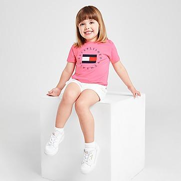 Tommy Hilfiger Circle Logo T-Shirt & Shorts Set Baby