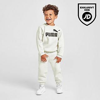 PUMA Core Logo Crew Träningsoverall Baby