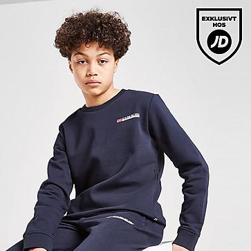 Napapijri French Terry Crew Sweatshirt Junior