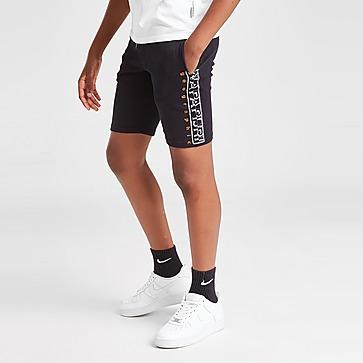Napapijri Logo Fleece Shorts Junior