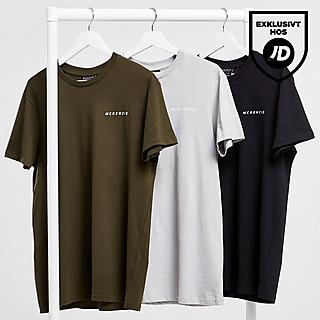 McKenzie 3-Pack Essential T-Shirts Herr