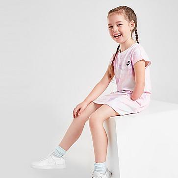 Nike Tie Dye T-Shirtklänning Barn
